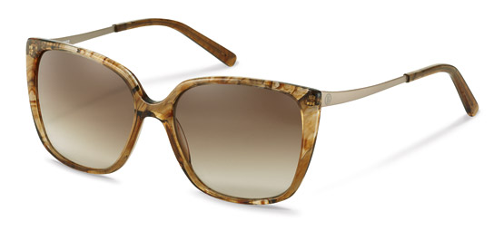 Bogner-Sonnenbrille-BG023-brown structured, gold