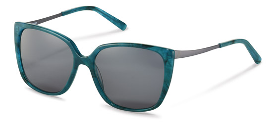 Bogner-Sonnenbrille-BG023-turquoise structured, light gun