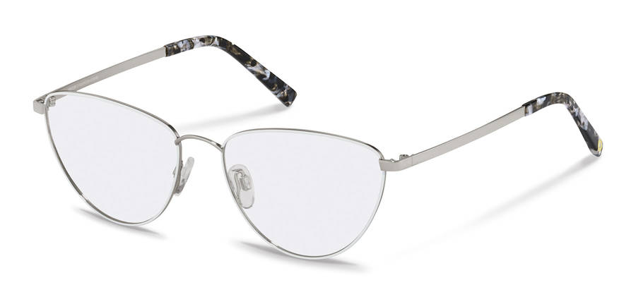 Rodenstock Capsule Collection-Korrektionsfassung-RR216-white/silver