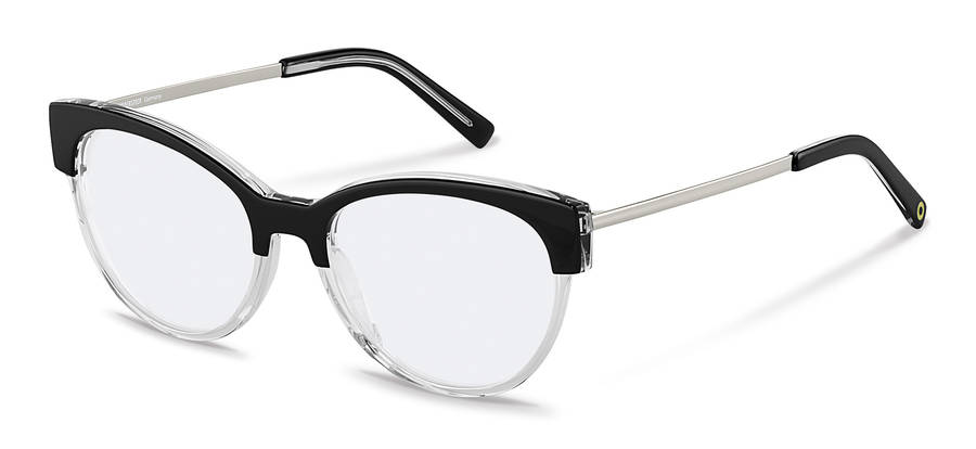 Rodenstock Capsule Collection-Korrektionsfassung-RR459-blackcrystal/silver
