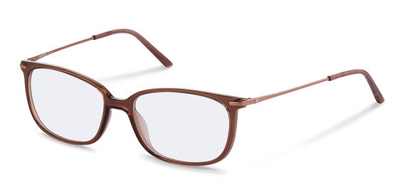Rodenstock-Korrektionsfassung-R5310-brown, rose gold