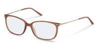 Rodenstock-Korrektionsfassung-R5310-light brown, gold