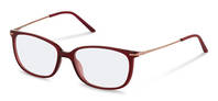 Rodenstock-Korrektionsfassung-R5310-dark red, rose gold