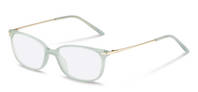 Rodenstock-Korrektionsfassung-R5319-light green, gold