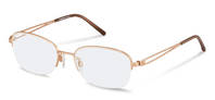 Rodenstock-Korrektionsfassung-R7057-rose gold, brown