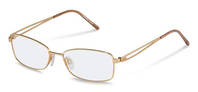 Rodenstock-Korrektionsfassung-R7062-light gold, brown