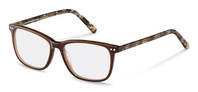 rocco by Rodenstock-Korrektionsfassung-RR444-brown/bluebrownstructured