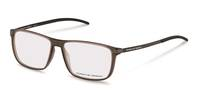 Porsche Design-Korrektionsfassung-P8327-light grey