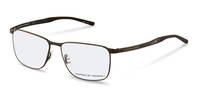 Porsche Design-Korrektionsfassung-P8332-dark brown