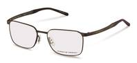 Porsche Design-Korrektionsfassung-P8333-dark brown