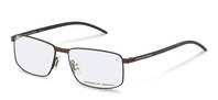 Porsche Design-Korrektionsfassung-P8340-darkbrown
