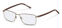 Rodenstock-Korrektionsfassung-R2607-brown, dark brown