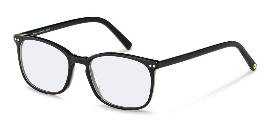Rodenstock Capsule Collection-Korrektionsfassung-RR449-black