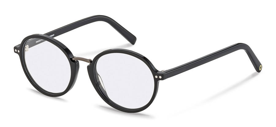 Rodenstock Capsule Collection-Korrektionsfassung-RR455-black/gun