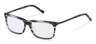 rocco by Rodenstock-Korrektionsfassung-RR435-blackstructured/black