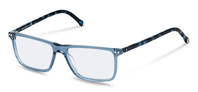 rocco by Rodenstock-Korrektionsfassung-RR437-bluetransparent/bluestructured