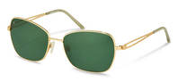 Rodenstock-Sonnenbrille-R1419-gold, light green