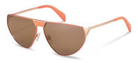 Rodenstock-Sonnenbrille-R1420-rosegold/apricot