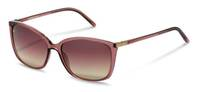 Rodenstock-Sonnenbrille-R3291-light brown, rose gold