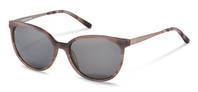 Rodenstock-Sonnenbrille-R3297-rose grey structured, gunmetal