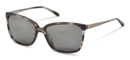 Rodenstock-Sonnenbrille-R3298-dark grey strucured, gunmetal