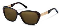 Rodenstock-Sonnenbrille-R3299-brown structured, gold