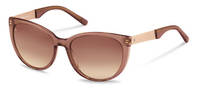 Rodenstock-Sonnenbrille-R3300-brown, rose gold