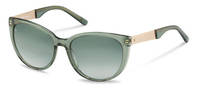 Rodenstock-Sonnenbrille-R3300-green, light gold