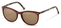 rocco by Rodenstock-Sonnenbrille-RR331-darkbrown/brownstructured
