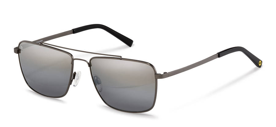 rocco by Rodenstock-Sonnenbrille-RR104-gunmetal/black