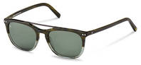 rocco by Rodenstock-Sonnenbrille-RR328-dark green structured