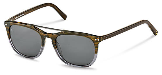 rocco by Rodenstock-Sonnenbrille-RR328-browngreystructured