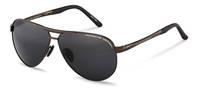 Porsche Design-Sonnenbrille-P8649-brown