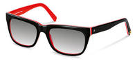 rocco by Rodenstock-Sonnenbrille-RR309-black/ orange layered