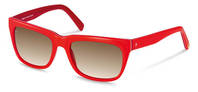 rocco by Rodenstock-Sonnenbrille-RR309-orange/ red layered