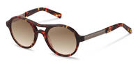 rocco by Rodenstock-Sonnenbrille-RR319-black/ red havana