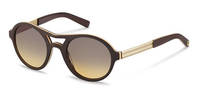 rocco by Rodenstock-Sonnenbrille-RR319-dark chocolate/ sand layered