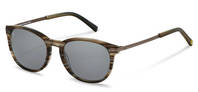 rocco by Rodenstock-Sonnenbrille-RR324-brown structured