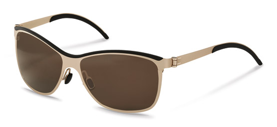 Mercedes-Benz Style-Sonnenbrille-M1047-rose gold, black