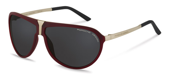 PORSCHE DESIGN-Sonnenbrille-P8619-red
