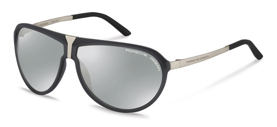 PORSCHE DESIGN-Sonnenbrille-P8619-grey transparent