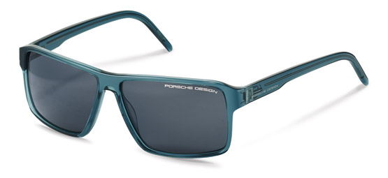 Porsche Design-Sonnenbrille-P8634-blue transparent
